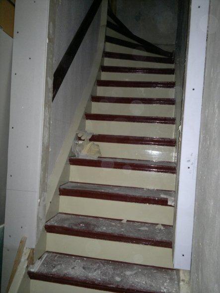 Flur/Diele 'Treppe nach oben'