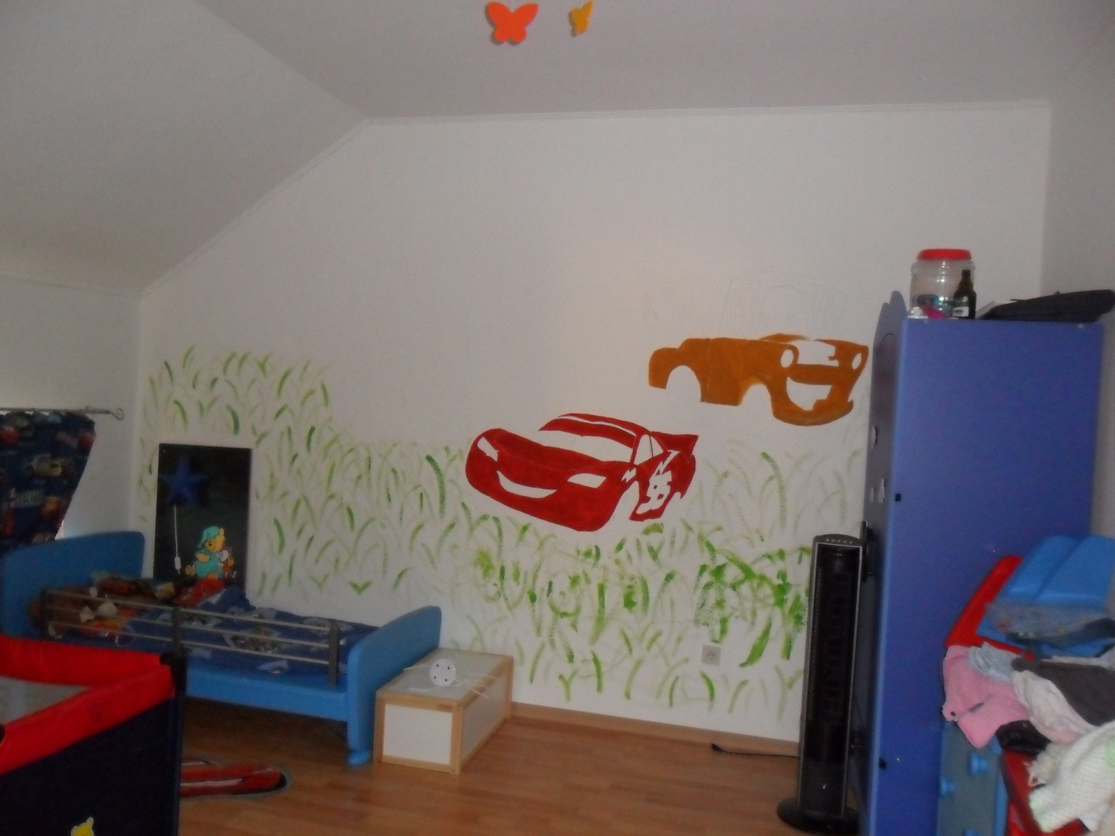 Kinderzimmer 39 kinderzimmer schlafzimmer cars prinzessin - Lillifee kinderzimmer ...