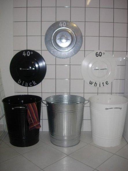 Arbeitszimmer / Büro 'Waschküche'