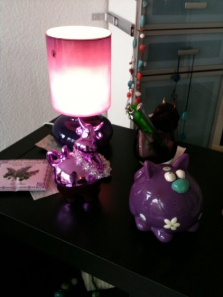 Geschenke von Kundinnen