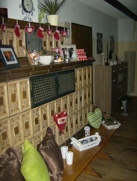 Wohnzimmer 39 weihnachten 2010 39 mein domizil zimmerschau - Weihnachten wohnzimmer ...