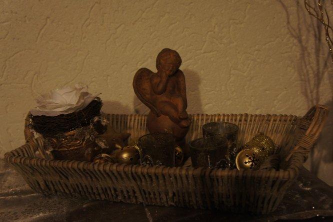 Weihnachtsdeko 'Weihnachtszauber'