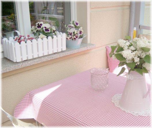 Terrasse / Balkon 'Sommer(t)raum'