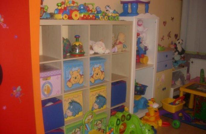 Kinderzimmer 'Kleines Kinderzimmer'