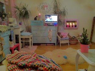 Stilmix 'wohnzimmer umgestaltet'
