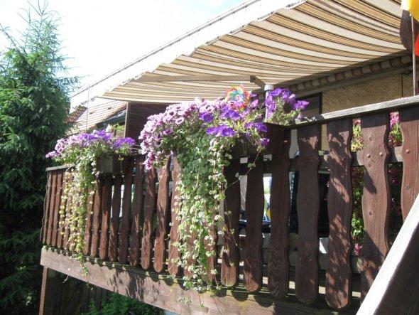 Terrasse balkon 39 garten 39 villakunterbunt zimmerschau - Garten terrasse bauen lassen ...