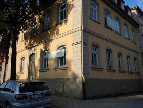 Ecke Stuttgarter Straße
