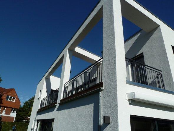 Hausfassade / Außenansichten 'Unser Haus'