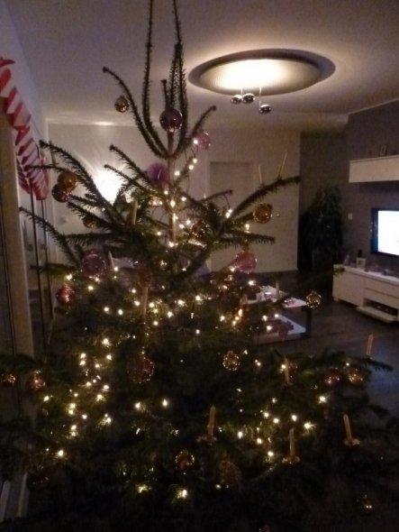 Deko 'Weihnachten/Sylvester 2010'