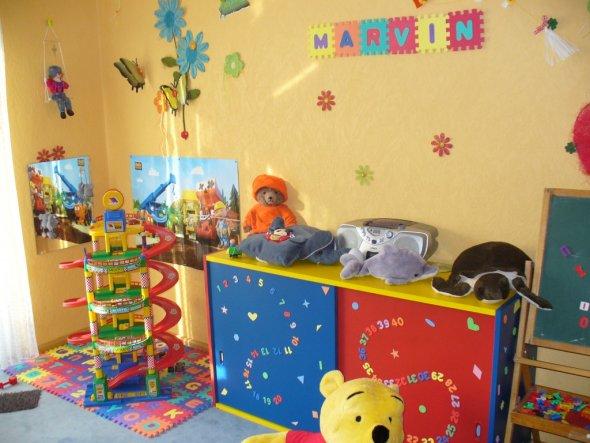 Kinderzimmer 'Jungenzimmer'