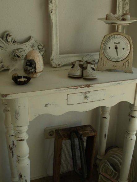 Deko 39 dekorationen in shabby chic landhausstil und vintage 39 unser zuhause wohnklunker - Zimmerschau shabby ...