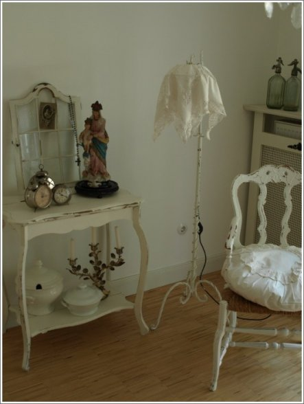 Deko dekorationen in shabby chic landhausstil und vintage for Inspirationen badezimmer im landhausstil