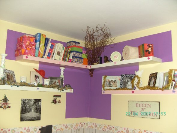 Wohnzimmer 'Weihnachten 2009'