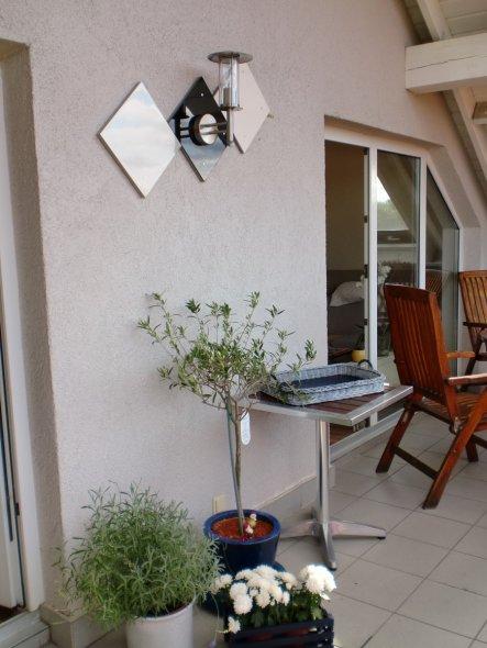 Terrasse / Balkon 'Meine Wohlfühloase'