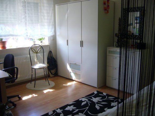 Schlafzimmer 'Mein grünes Zimmerchen '
