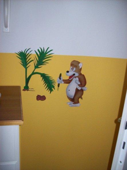 Kinderzimmer 'Baby Safari'