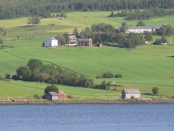 Hausfassade / Außenansichten 'Norwegen'