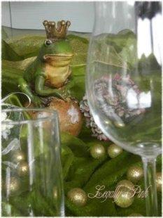 1. Hochzeitstag -Tischdeko