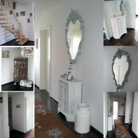 flur diele 39 shabby flur 39 villa charme zimmerschau. Black Bedroom Furniture Sets. Home Design Ideas