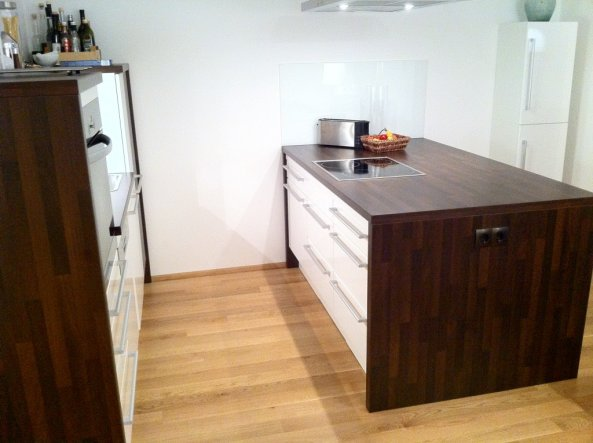 Küche 'Küche  & Essplatz'