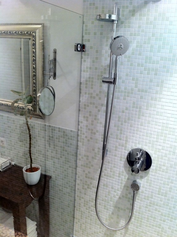 Dusche Glaswand Kalk : Da ich mich immer unter der Dusche rasiere – (oh – nebenbei bemerkt