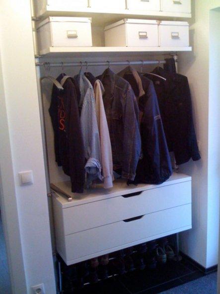 Ikea Garderobenschränke schön ikea garderobenschränke ideen die besten einrichtungsideen