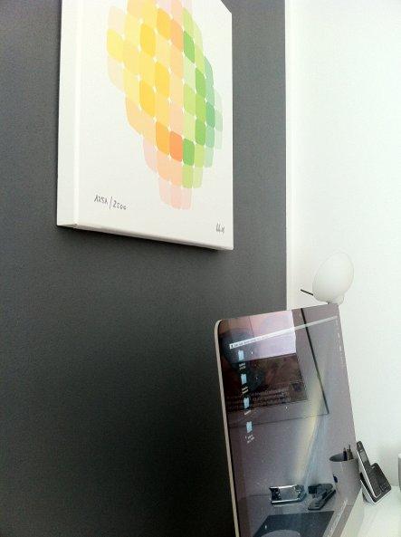Der neue iMac ist einfach nur schön - und schön dünn.