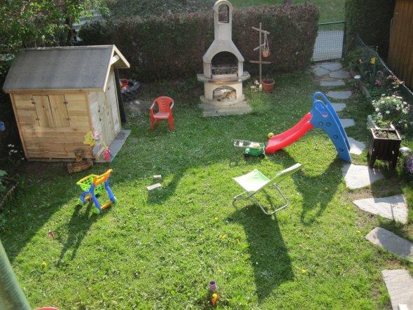 Garten 'Unser mini-Garten'
