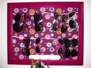 Tipp & Trick 'Aufbewahrung meiner Sonnenbrillen'