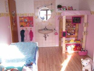 Das Zimmer unserer Hexe