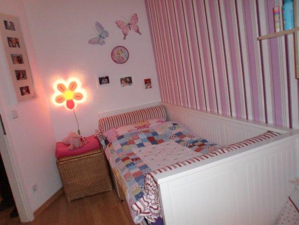 Kinderzimmer 'Zimmer meiner kleinen Prinzessin'