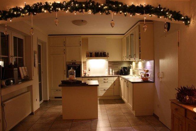 Küche 'Das Leben'