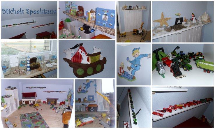 Kinderzimmer 'Michels Speelstuuv'