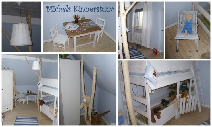 Kinderzimmer 'Michels Kinnerstuuv'