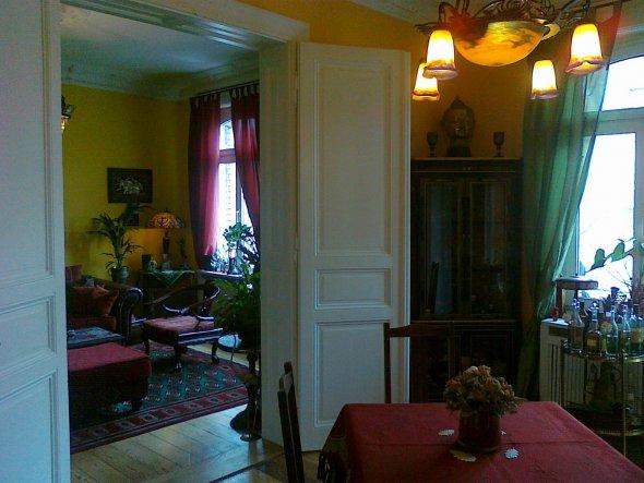 Esszimmer 39 esszimmer 39 in rosen zimmerschau for Zimmerschau esszimmer