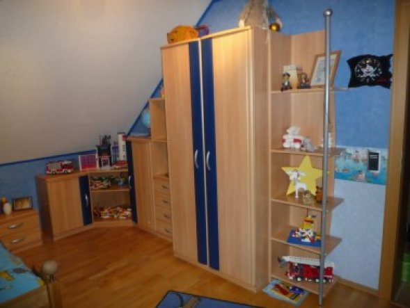 kinderzimmer 39 piratenzimmer 39 unser haus zimmerschau. Black Bedroom Furniture Sets. Home Design Ideas