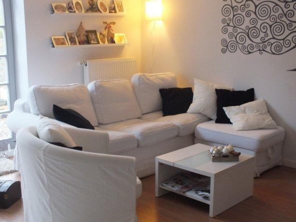 Wohnzimmer 'Wohnen mit Küche'