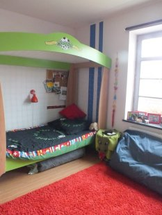 Luca`s Zimmer