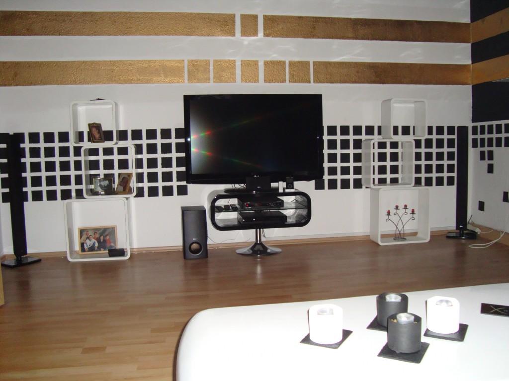 Wohnzimmer \'Designer Wohnzimmer 3.0\' - @Home in Winter - Zimmerschau