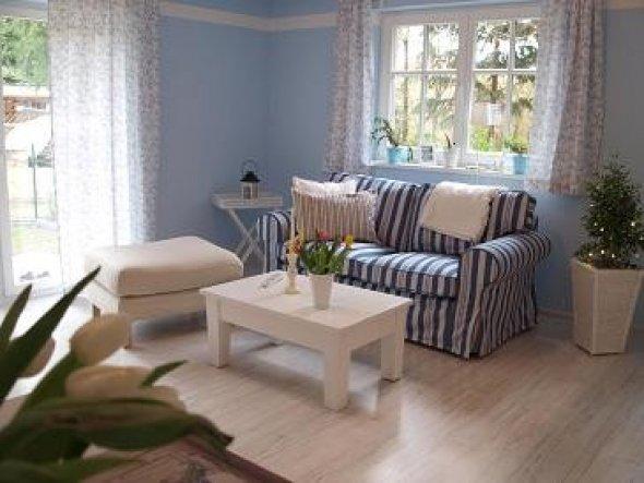 """Wohnzimmer 'Blaue Lagune' - """"Blaue Lagune"""" - Zimmerschau"""
