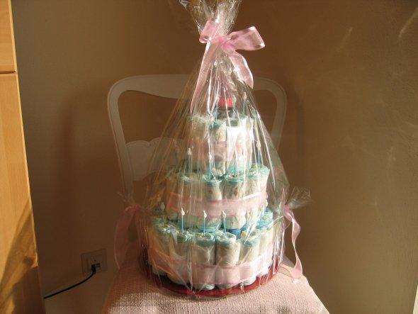 Diese Torte war für meine Nichte.