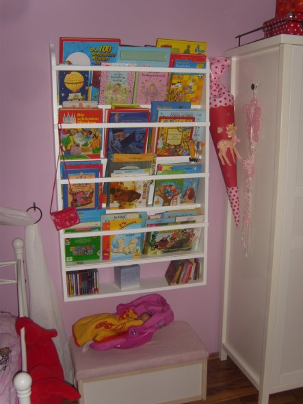 Bücherregal wand kinderzimmer  Chestha.com | Idee Kinderzimmer Bücherregal