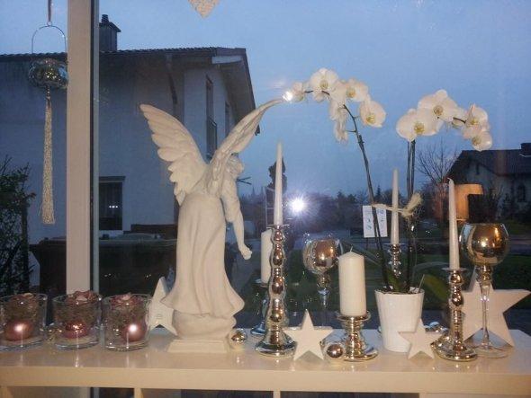 Weihnachtsdeko 'Fensterdeko 2013 Weihnachten'
