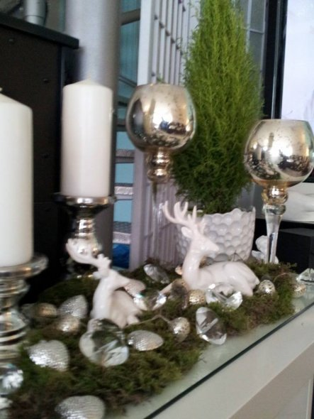 Weihnachtsdeko 'Advent 2014'