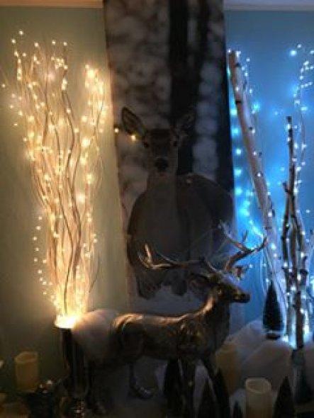 Weihnachtsdeko 'Weihnachten 2017'