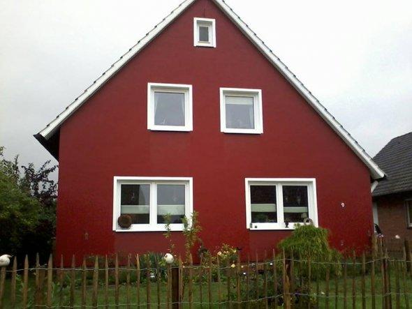 Aus Haus wird Zuhause, dank ein paar Litern Farbe.