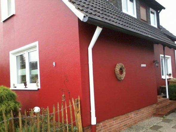 Hausfassade / Außenansichten 'Aus alt mach neu'