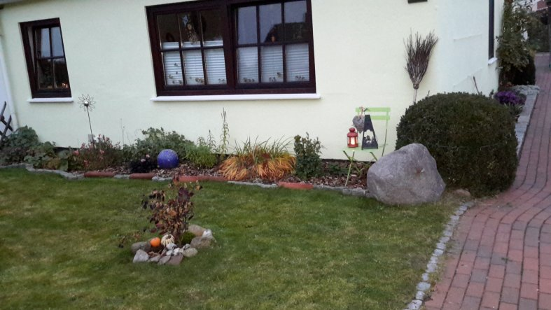 Hausfassade / Außenansichten 'Vorderansicht'
