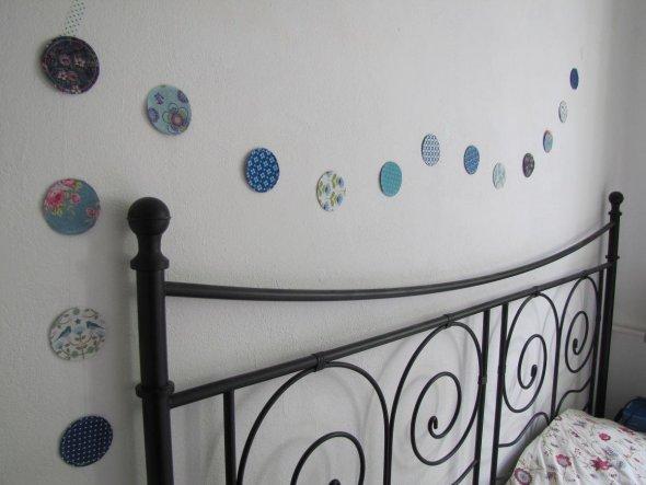 Schlafzimmer 'Das blaue Zimmer'