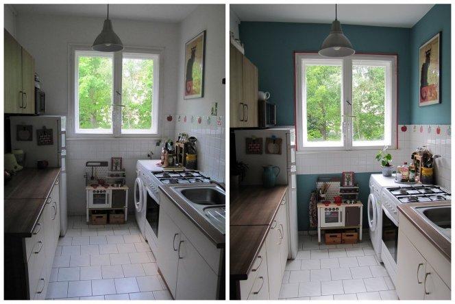 Küche 'Die kleine Küche'